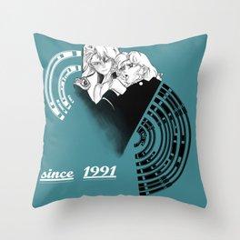 O.G. FUJOSHI Throw Pillow