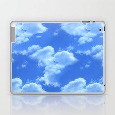 Blue Skies Photographic Pattern #1 Laptop & iPad Skin