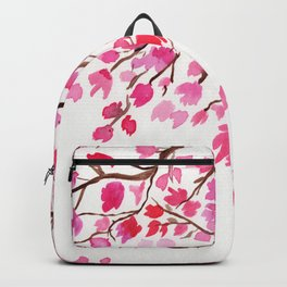 Rain of Cherry Blossom Backpack