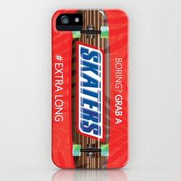 SKATERS iPhone Case