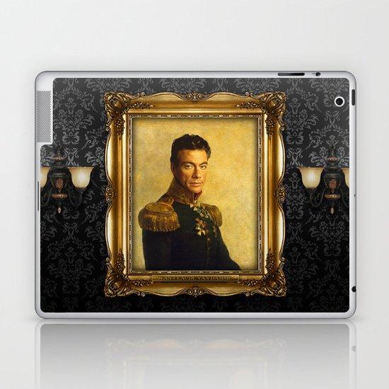 Jean Claude Van Damme - replaceface Laptop & iPad Skin