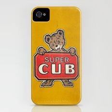 Super Cub Slim Case iPhone (4, 4s)
