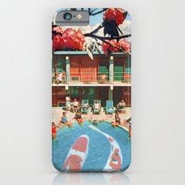 Hotel Koi iPhone Case