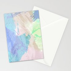 Wishy Washy Blues Stationery Cards