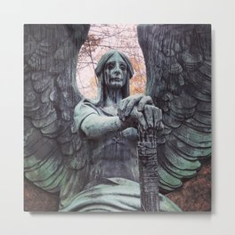 angel of death Metal Print