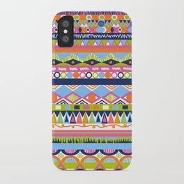 Summer Doodle iPhone Case