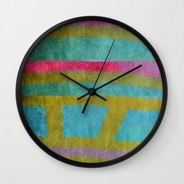 edging II Wall Clock