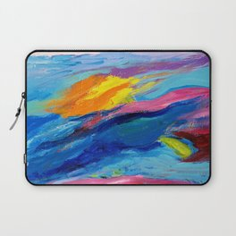 Abstract Nature Laptop Sleeve