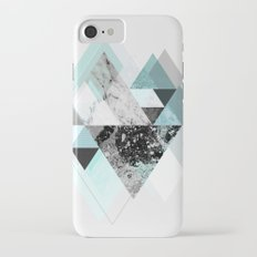 Graphic 110 (Turquoise Version) iPhone 7 Slim Case