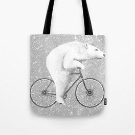 Polar Express Tote Bag