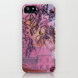 Everette Mansion iPhone Case