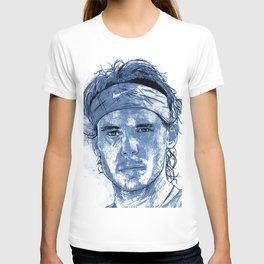 Rafael Nadal Illustration T-shirt