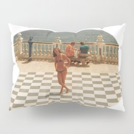 Chess Pillow Sham