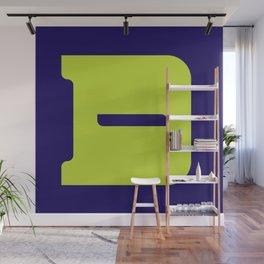 """heavy weight """" d """"  Wall Mural"""