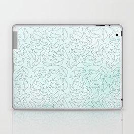 Belugas party Laptop & iPad Skin