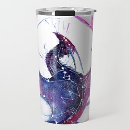 Galaxy Dragon Travel Mug