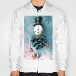Jolly Old Snowman Hoody