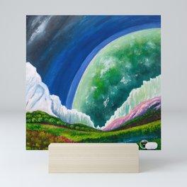 Astral Sheep Mini Art Print