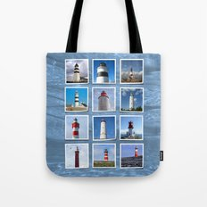 Lighthouses Part I. Tote Bag