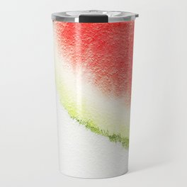 Watermelon Summer Travel Mug