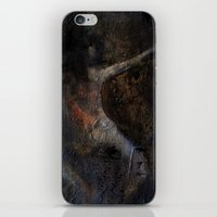 imagerybydianna iPhone & iPod Skins featuring Liu's song by Imagery by dianna