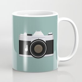 Vintage Film Camera Coffee Mug
