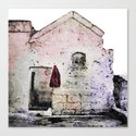 Sassi di Matera with red jacket by giuseppecocco