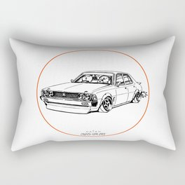 Crazy Car Art 0204 Rectangular Pillow