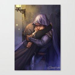 Reunited Canvas Print
