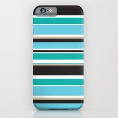 Vivid Stripes iPhone 6s Slim Case