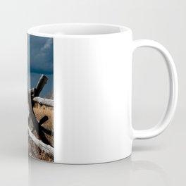 Storm & Fence Coffee Mug