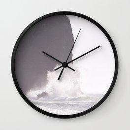 My Friend The Sea Wall Clock
