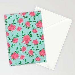 Ginger flowers Stationery Cards