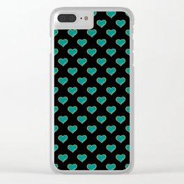 DARLENE ALDERSON Clear iPhone Case
