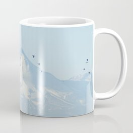 """""""Shasta"""" by Murray Bolesta! Coffee Mug"""