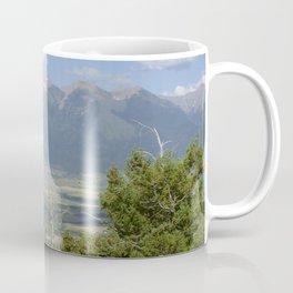 Not Far Now - Mountain Range View Coffee Mug
