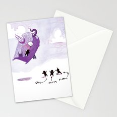 People Eater Stationery Cards