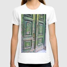 Green Door 3 T-shirt