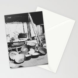 Pots and pans Stationery Cards