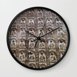 Multiply in a minor key Wall Clock