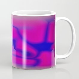 Blue Color Leak Coffee Mug