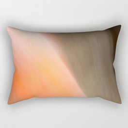 The Abstract Planet Rectangular Pillow