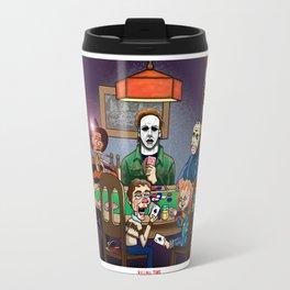 Killing Time Travel Mug