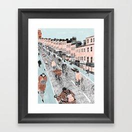 Park Street, Bristol Framed Art Print