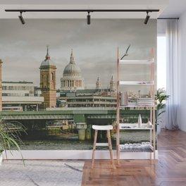 London 13 Wall Mural