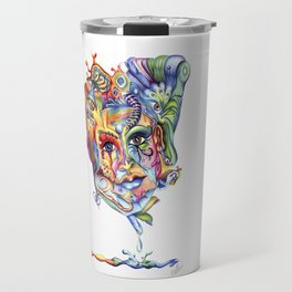 Eye hold my head up high Travel Mug