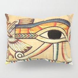 Egypt Nekhbet Eye Horus Pillow Sham