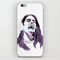 snl iPhone & iPod Skins featuring Bill Hader by deathtowitches