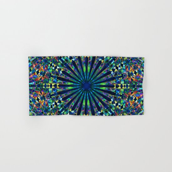 Kaleidoscope Hand & Bath Towel