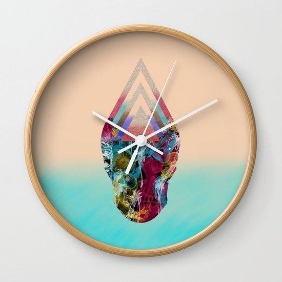 T.E.S.S.W. Wall Clock
